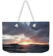 A Mermaid's Point Of View Weekender Tote Bag