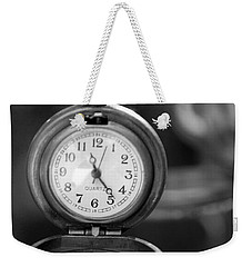 A Moment In Time Weekender Tote Bag by Nina Silver