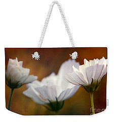 Weekender Tote Bag featuring the photograph A Monet Spring by Michael Hoard