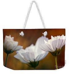A Monet Spring Weekender Tote Bag by Michael Hoard