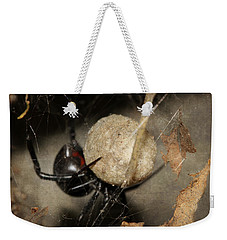 A Mothers Den Weekender Tote Bag by Melanie Lankford Photography