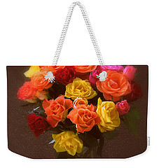 A Mother's Gift Weekender Tote Bag