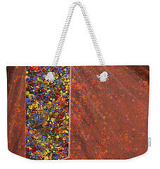 A Mother's Hope Weekender Tote Bag by Jack Malloch