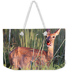 A Mouth Full Weekender Tote Bag