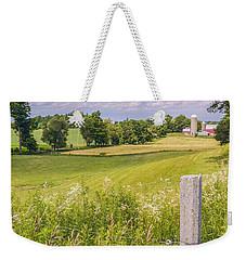 A Nation's Bread Basket  Weekender Tote Bag