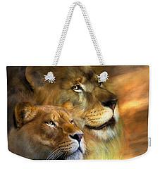 A New Dawn Weekender Tote Bag