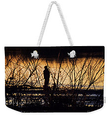 Weekender Tote Bag featuring the photograph A New Day by Robyn King