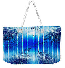 Weekender Tote Bag featuring the photograph Realm Of Tranquility by Kellice Swaggerty