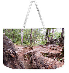 A New View From The Woods Weekender Tote Bag