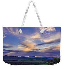 A New World  Weekender Tote Bag by Naomi Burgess