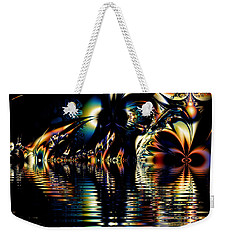 A Night On The Water Weekender Tote Bag