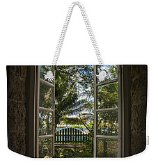 A Paradise Awaits Weekender Tote Bag