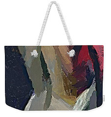 A Passionate Lady Weekender Tote Bag