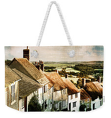 A Past Revisited Weekender Tote Bag