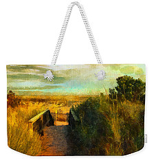 A Path To The Beach Weekender Tote Bag