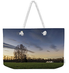 A Peaceful Sunset Weekender Tote Bag
