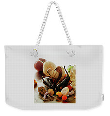 A Pile Of Vegetables Weekender Tote Bag