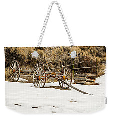 A Place In The Sun Weekender Tote Bag by Sue Smith