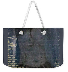 Weekender Tote Bag featuring the painting A Place  by Ann Calvo