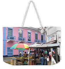A Pop Of Tropical Color Weekender Tote Bag
