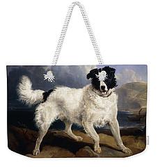 A Portrait Of Neptune Weekender Tote Bag