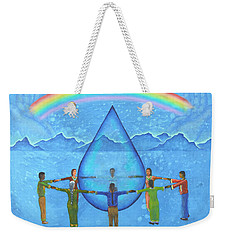 A Prayer For Water Weekender Tote Bag