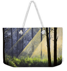 A Quiet Place Weekender Tote Bag by Jack Malloch