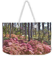 A Quiet Spot In The Woods Weekender Tote Bag by Gordon Elwell