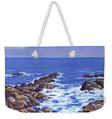 A Rocky Coast Weekender Tote Bag