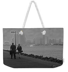 A Romantic Walk 2 Weekender Tote Bag