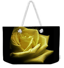 A Rose For You Weekender Tote Bag by Bruce Bley
