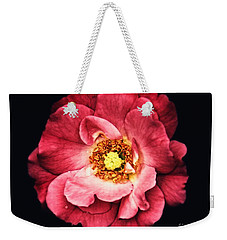 A Rose From The Shadows Weekender Tote Bag