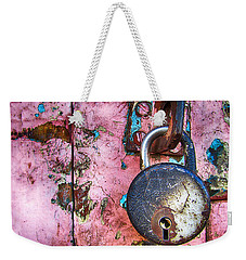 A Rough Ride Weekender Tote Bag