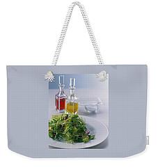 A Salad With Dressings Weekender Tote Bag
