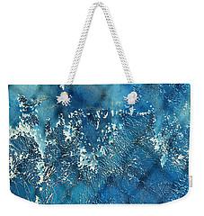 A Sea Of Patterns Weekender Tote Bag
