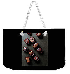 A Selection Of Chocolates Weekender Tote Bag