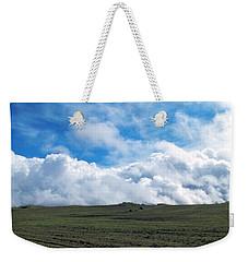 A Simple Majesty Weekender Tote Bag