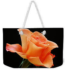 A Single Bloom 1 Weekender Tote Bag