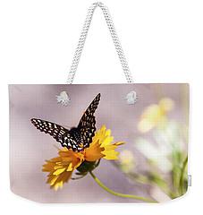 A Sip Of Coreopsis Weekender Tote Bag