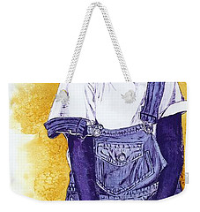 A Smile For You From Haiti Weekender Tote Bag