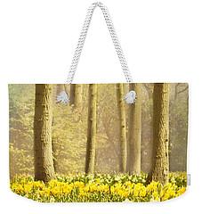 A Spring Day Weekender Tote Bag
