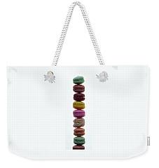 A Stack Of Macaroons Weekender Tote Bag