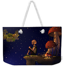 A Starry Starry Night Weekender Tote Bag