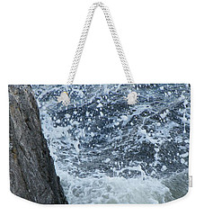 A Stillness In The Storm  Weekender Tote Bag by Brian Boyle