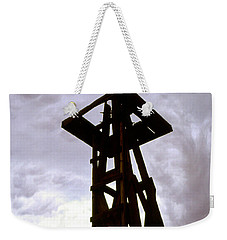 A Storm This Way Comes Weekender Tote Bag by Jason Politte