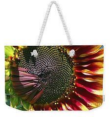 A Sunflower For The Birds Weekender Tote Bag