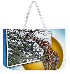 A Taste From The Other Side Weekender Tote Bag by Sue Melvin