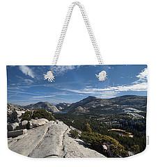 A Tenaya View Weekender Tote Bag
