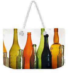 Weekender Tote Bag featuring the photograph A Thirst For Timelessness by Holly Kempe
