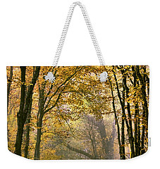 A Touch Of Gold Weekender Tote Bag